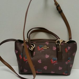 Coach Wildflower Mini Christie F11932
